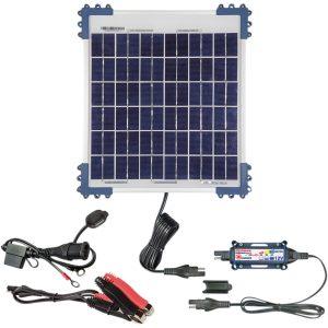 Caricabatterie/mantenitore solare